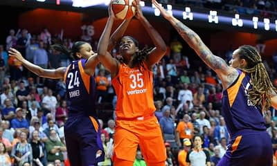Seth gives out his FREE WNBA DFS Picks for August 30, including Jonquel Jones for DraftKings, and FanDuel contests.