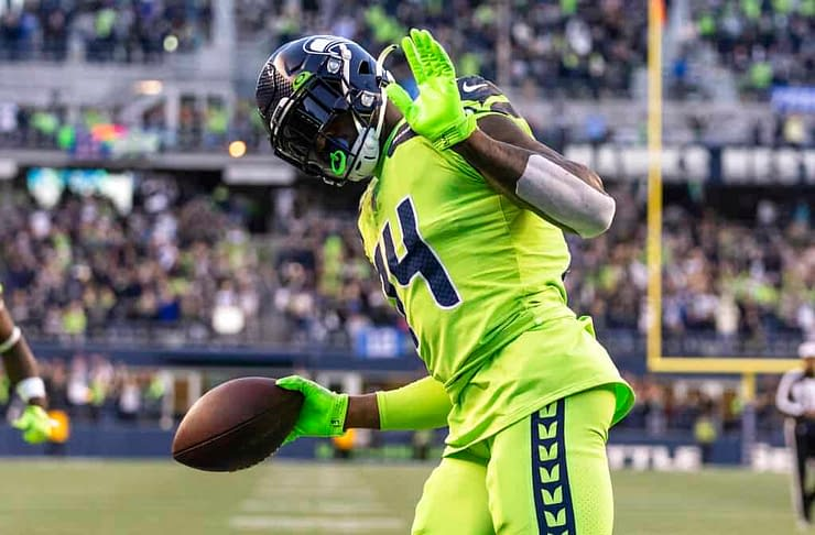 NFL DFS Showdown picks DraftKings FanDuel daily fantasy football free expert advice tips strategy cheat sheet SUnday Night Football Week 6 Seahawks vs Steelers lineups optimal optimizer best bets predictions odds lines parlays