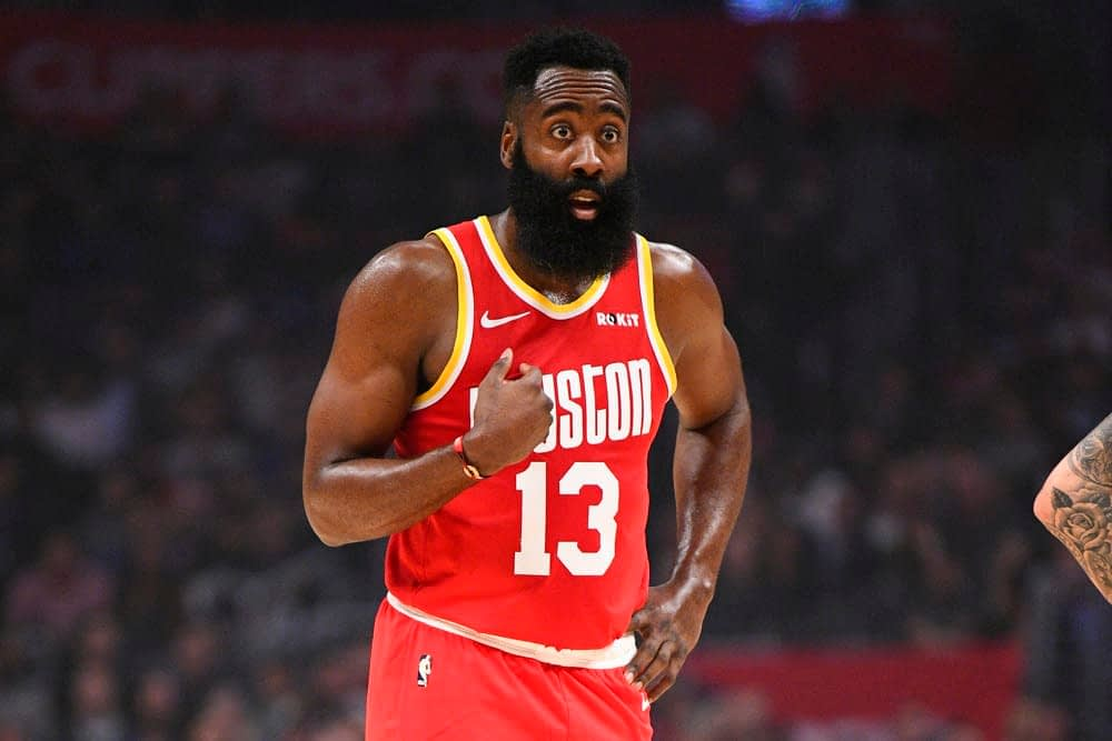 Josh Walfish gives out his favorite NBA picks based of NBA oddshopping for September 8 including Rockets vs Lakers Player props.