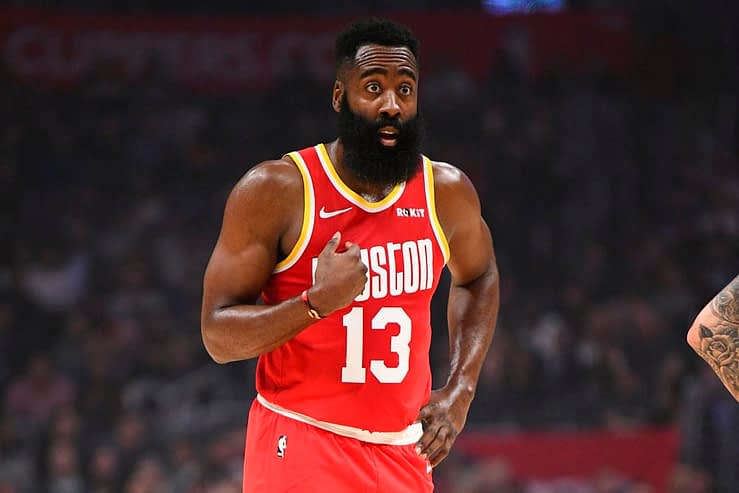Our 8/6/20 DraftKings NBA DFS picks Cheatsheets has plays for daily fantasy basketball lineups on Thursday, including James Harden.