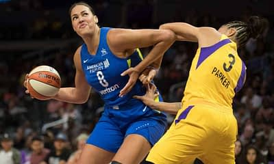 WNBA DFS Picks: It's playoff time and Seth Stinehour has you covered on DraftKings and FanDuel, including Elizabeth Cambage and more.