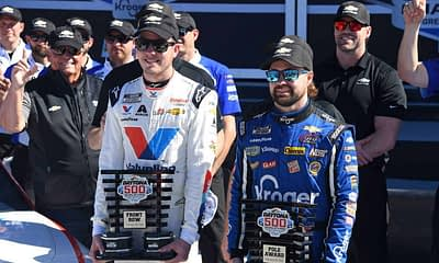 Bluegreen Vacation Duels NASCAR Model for DraftKings and FanDuel