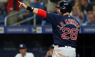 MLB DFS Picks & Stacks for Yahoo, DraftKings + FanDuel daily fantasy baseball lineups, including the Red Sox and Marlins | Monday, 5/10/21