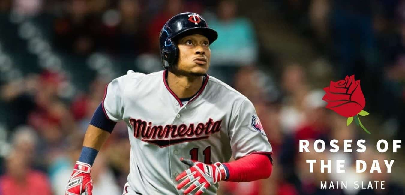 MLB DFS Roses of The Day! FanDuel and DraftKings: May 22nd (FREE)