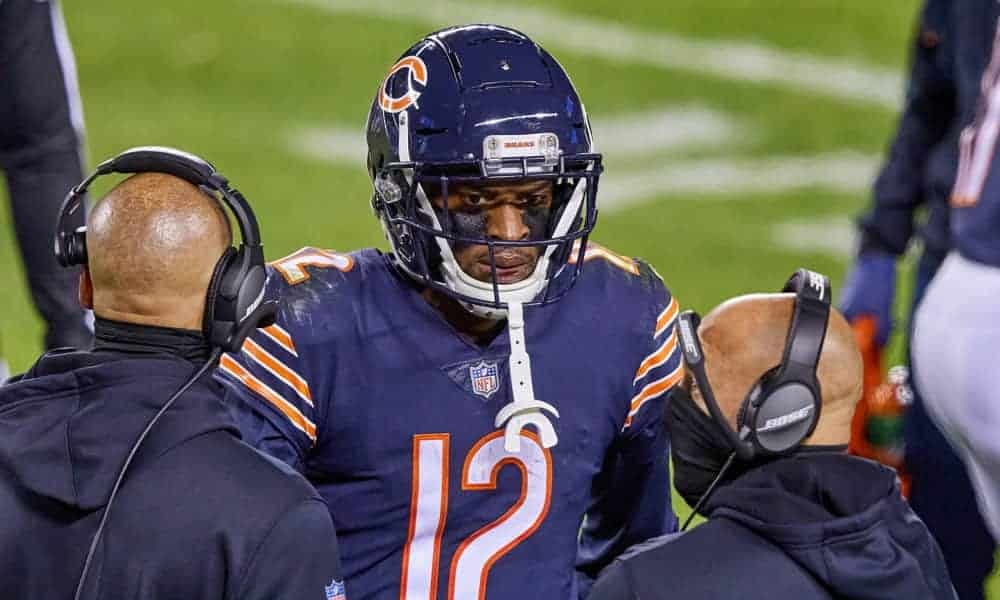 Trade rumors surrounding Chicago Bears star receiver Allen Robinson are heating up with the Bears heading down a rough path for the season