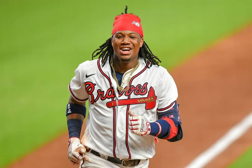 MLB DFS Picks: Emac & Jake Hari cover today's LCS Playoff DFS slate, and give their favorite MLB DFS picks | DraftKings + FanDuel | Ronald Acuna