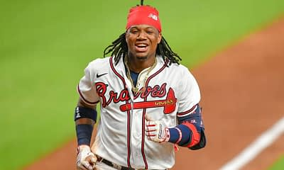 Expert MLB fantasy picks on Monkey Knife Fight for MLB games tonight, Friday, June 24, 2021, including Ronald Acuna and Drew Smyly.