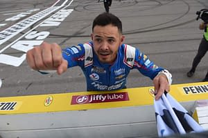 NASCAR DFS Picks DraftKings FanDUel Bank of America Roval 400 Kyle Larson free optimal lineup projections ownership rankings