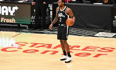 NBA DFS picks, news, notes & lineups for DraftKings and FanDuel on Game 2 with Kawhi Leonard and Paul George on June 10.