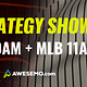NBA DFS + MLB DFS Strategy Show: Our experts break down the day's NBA and MLB DFS slates and give their favorite DraftKings + FanDuel plays.