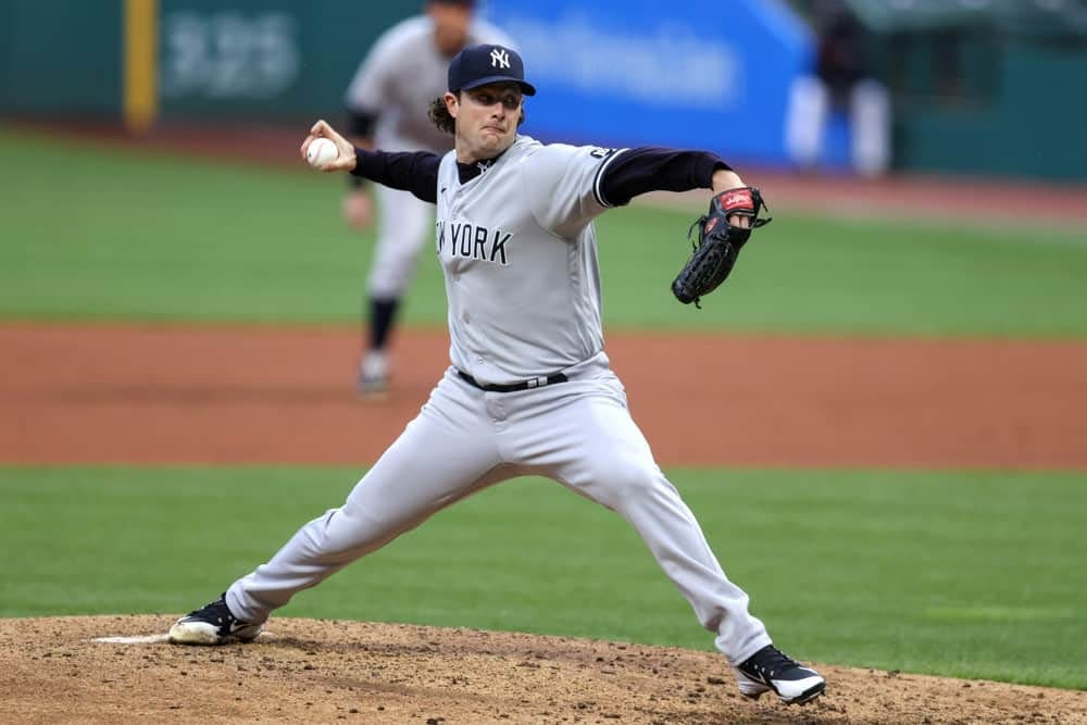 Best MLB Bets today AL Wild Card betting picks Yankees Red Sox Gerrit Cole over/under total strikeouts Kyle Schwarber player prop picks odds predictions tonight