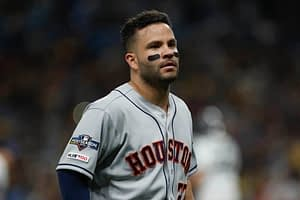 MLB DFS picks. Daily fantasy baseball strategy show for DraftKings and FanDuel lineups. FREE expert projections for 8/4 with Jose Altuve.