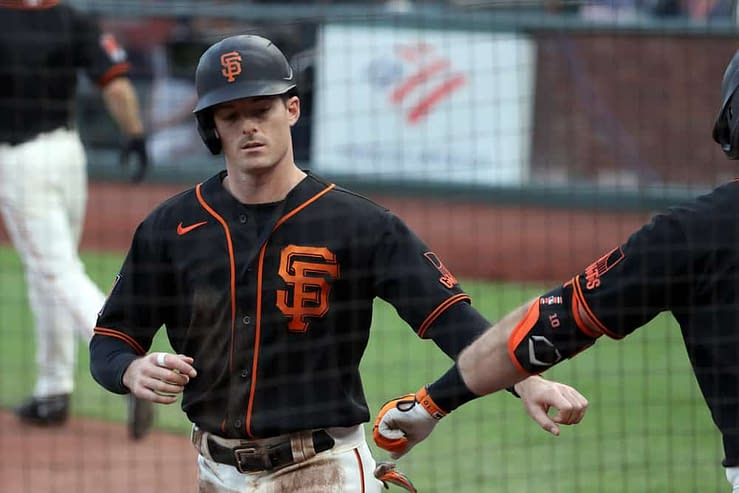 MLB DFS Picks, top stacks and pitchers for Yahoo, DraftKings & FanDuel daily fantasy baseball lineups, including the Giants | Thursday, 8/12