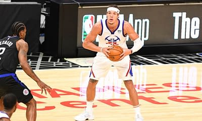 NBA Yahoo DFS daily fantasy basketball lineups. NBA Playoff cheat sheet 10/22/21. Awesemo's picks and projections with Aaron Gordon.