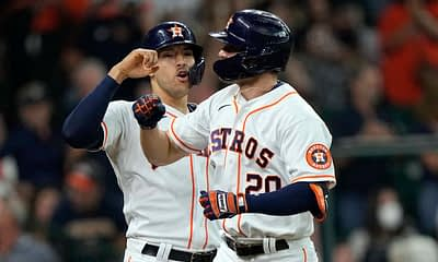 Free expert MLB Picks Vegas Odds best bets today Astros Indians Cardinals Cubs over/under moneyline picks and parlays