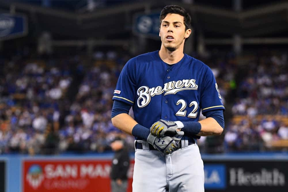 Awesemo's free expert MLB DFS live show with fantasy baseball news, picks and projections for DraftKings and FanDuel lineups today 10/8.
