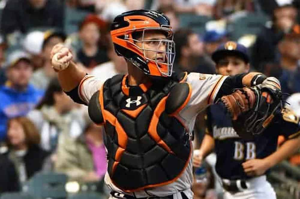 MLB DFS lineup picks today DraftKings FanDuel fantasy baseball free expert rankings projections ownership tournament strategy tips advice optimal lineup optimizer DOdgers Braves Giants Brewers NLDS playoff rosters home run predictions best bets betting picks odds lines parlays
