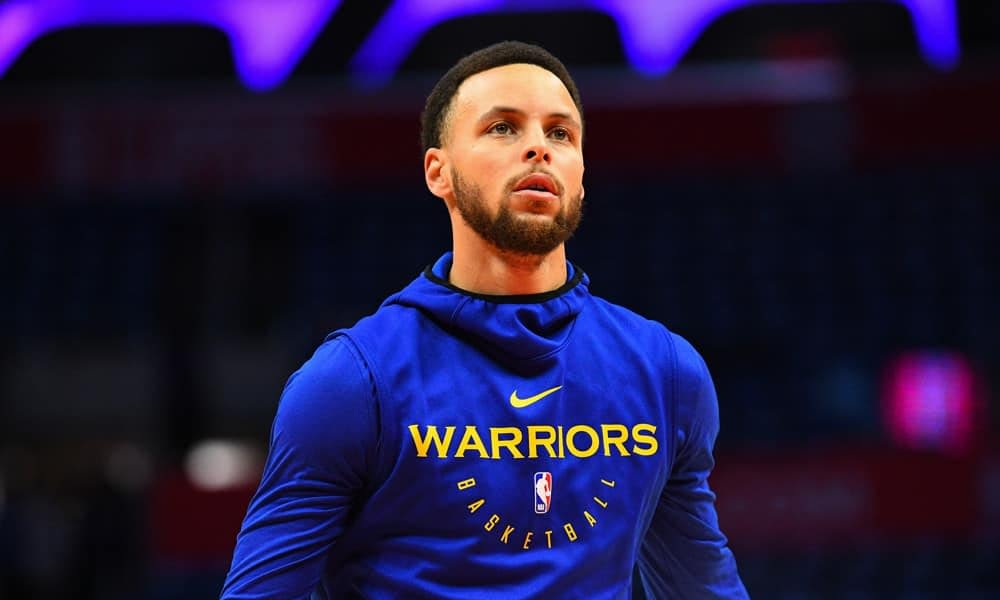 NBA DFS Picks for DraftKings and FanDuel daily fantasy basketball lineups on Martin Luther King Day, Monday, January 18, 2021 featuring Steph Curry