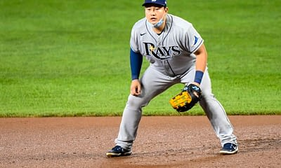 Our experts give Game 3 World Series MLB DFS picks and break down the Dodgers vs. Rays matchups for DraftKings + FanDuel   Ji Man Choi