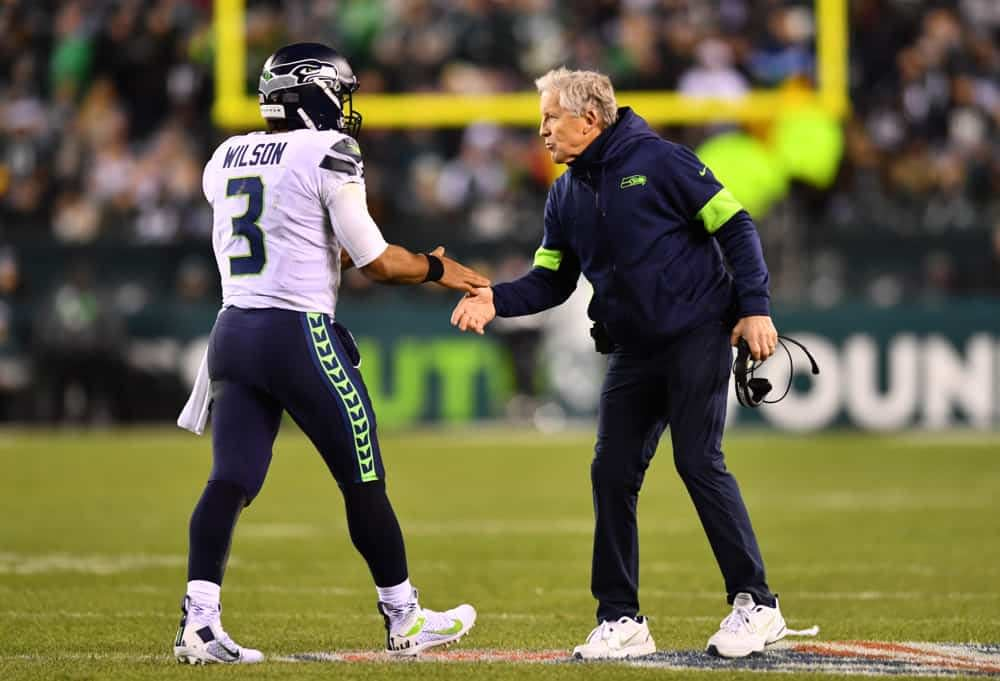 Seattle Seahawks quarterback Russell Wilson opened up on the state of his relationship with head coach Pete Carroll after a contentious offseason