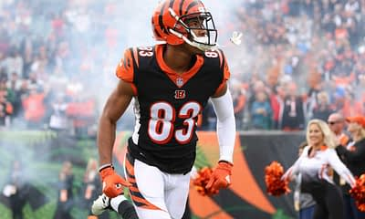 NFL DFS Matchups column: Patriots at Bengals, looks at James White, Tyler Boyd for Week 15 fantasy football, DraftKings, FanDuel