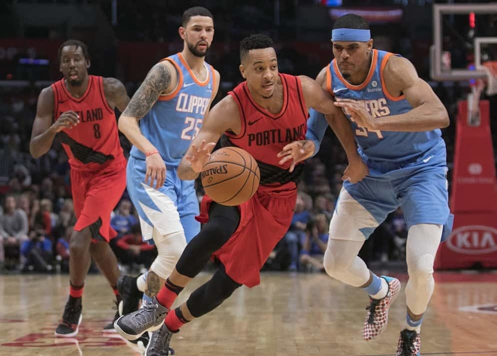 Damien is back with his top NBA DFS Picks for DraftKings and FanDuel on Thursday, 2/27/20, including C.J. McCollum!