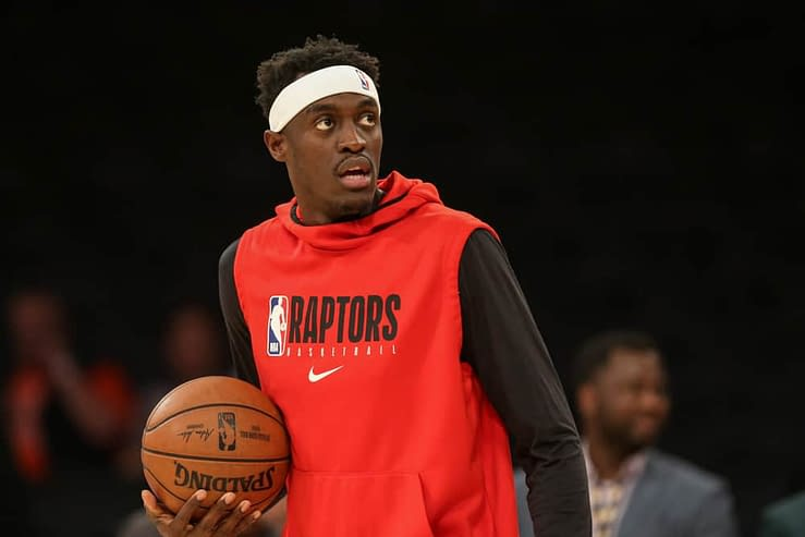 EMac gives his favorite NBA DFS picks for Yahoo, DraftKings + FanDuel daily fantasy basketball lineups, including Pascal Siakam | 5/8/21