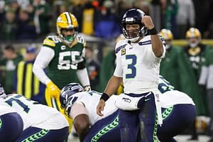 Week 14 NFL DFS Picks DraftKings FanDuel Top Stacks Ownership Opportunity Share Targets Carries Seahawks Russell Wilson