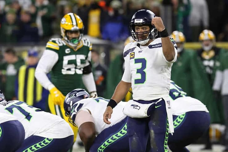 Ben Rasa and Julian Edlow dissect the Week 7 NFL betting markets and NFL odds, give their favorite NFL picks and best bets | Seahawks
