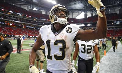 Kyle Dvorchak's Fantasy Football Mock Draft 2020 when picking from the 6th selection. How early is too early to get Michael Thomas?