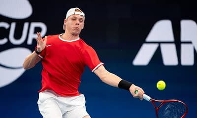 Awesemo's expert Tennis DFS picks & projections for 2021 Queen's Club DraftKings lineups with Denis Shapovalov | 6/17/21