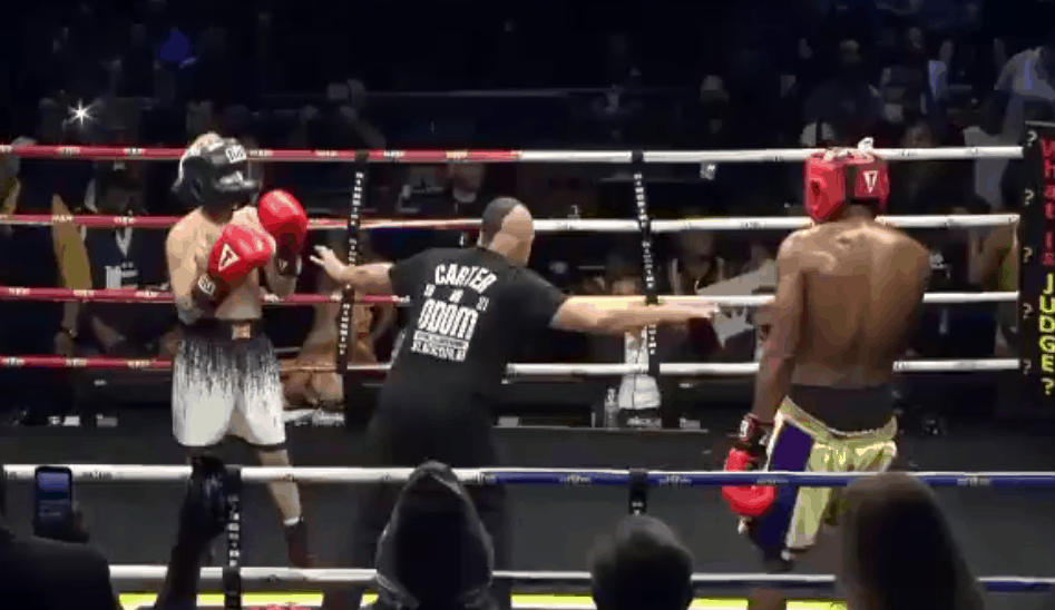 Odom - Carter Boxing