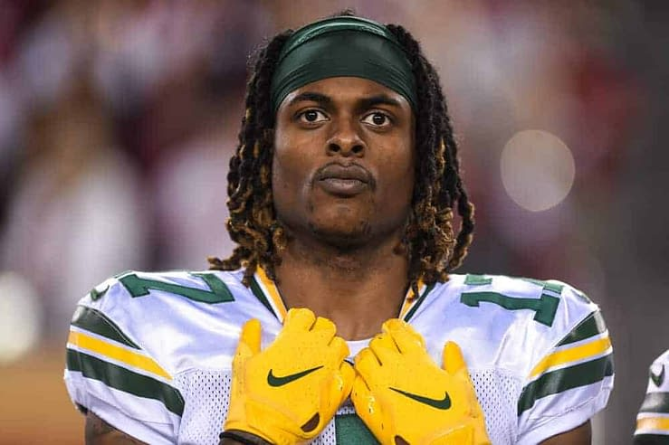 WEek 6 FanDuel NFL DFS picks daily fantasy football cheat sheet free expert projections ownership rankings optimal lineup optimizer how to build cash game tournament GPP lineups Davante Adams stacks points touchdowns PPR
