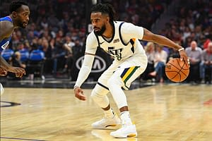 Awesemo brings the 4/21/21 NBA Yahoo Picks cheat sheet for daily fantasy basketball lineups on April 21, including Mike Conley.