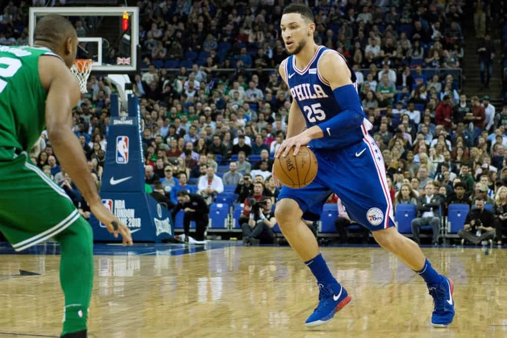 Zach Brunner uses Awesemo's Boom/Bust projection tool for the best NBA DFS picks for DraftKings + FanDuel daily fantasy plays | 1/17/21