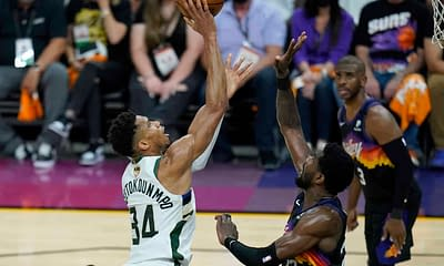 NBA fantasy DFS daily basketball optimal lineup optimizer picks projections starting lineups injury report today tonight free expert ownership rankings Giannis Bucks Heat Clippers Warriors NBA best bets player props odds lines predictions parlays