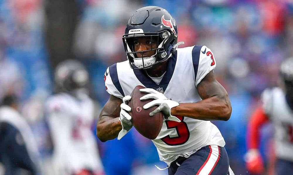 The Houston Texans announced they were releasing receiver Anthony Miller after he sent a cryptic message on his Twitter account on Tuesday