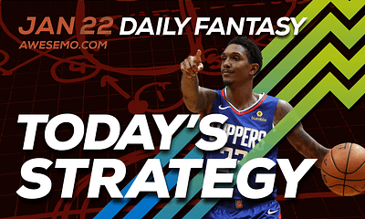 FREE Awesemo YouTube NBA DFS picks & content for daily fantasy lineups on DraftKings + FanDuel with Zion Williamson, Lou WIlliams + more!