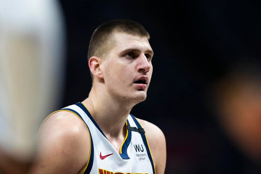 NBA DFS picks: Eric Lindquist gives you his favorite NBA prop bets and NBA picks for No House Advantage | 9/15/20 | Nikola Jokic
