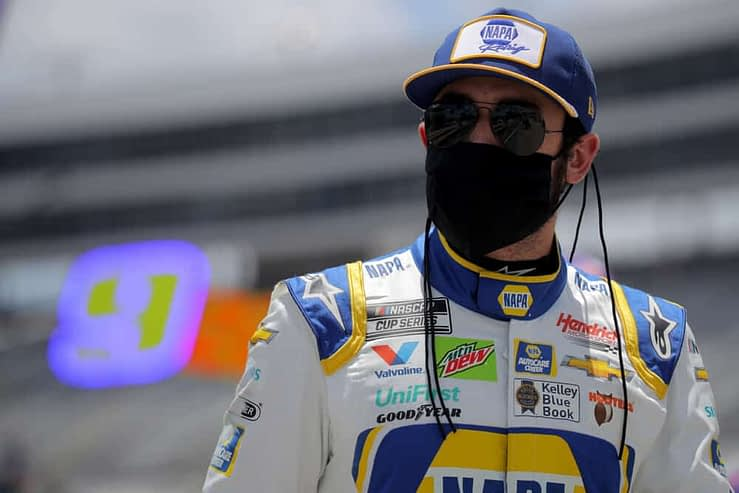 Awesemo's FREE NASCAR DFS Picks for Season Finale 500 race on DraftKings + FanDuel daily fantasy racing | Chase Elliott + Joey Logano