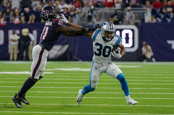 The best early look at Week 4 breakout waiver wire pickups to add to your fantasy football team   Chuba Hubbard & Christian Kirk