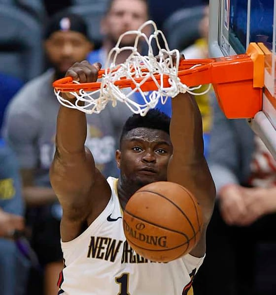 The NBA Slate Starter article breaks down the slate for Thursday April 22 featuring Zion Williamson