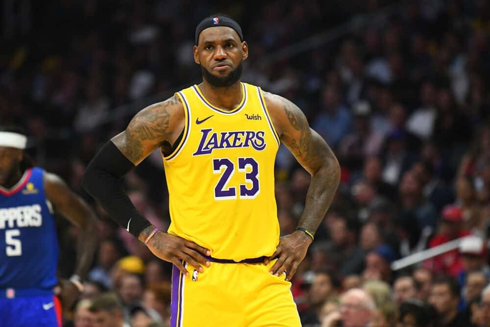 Awesemo brings the 3/2/21 NBA Superdraft Picks cheat sheet for daily fantasy basketball lineups on March 2, including LeBron James.