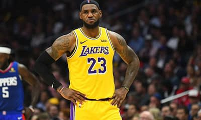 Los Angeles Lakers star LeBron James has a message for anyone who may want to count him out after losing to the Suns in the first round