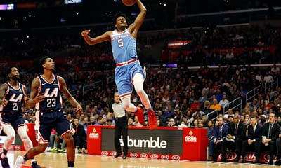 NBA FanDuel Lineup PIcks cheat sheet for DFS and daily fantasy basketball rosters on Thursday April 15 with De'Aaron Fox