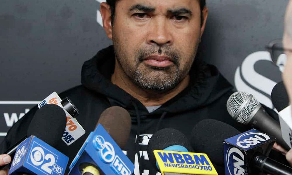 Former White Sox manager Ozzie Guillen went out of his way to defend Barstool Sports after an employee confronted John Cusack at a game