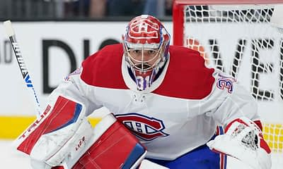 NHL DraftKings picks for Stanley Cup Game 3 daily fantasy hockey lineups. FREE NHL DFS cheat sheet + projections | Carey Price 7/2.