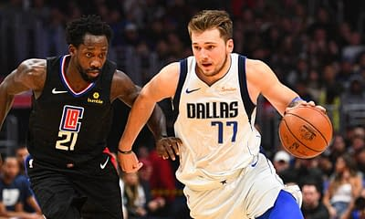 NBA FanDuel lIneup PIcks DFS daily fantasy basketball Top 5 rankings from Josh Engleman's expert projections, simulations and ownership for tonight Friday June 4 Western Conference Playoffs with Luka Doncic