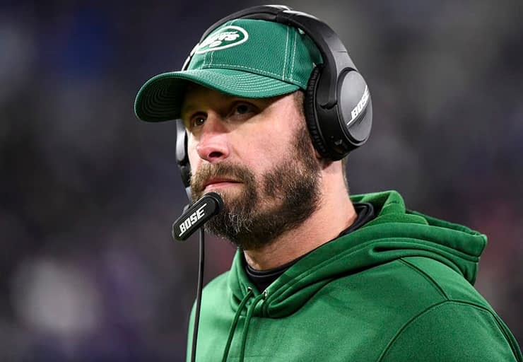 Adam Gase may be in trouble. Jets fans have had enough after the blowout loss to the 49ers, and decided to take action.