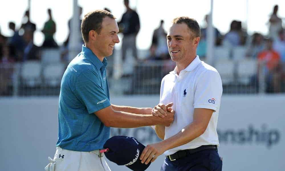 PGA DFS picks for Round 2 of The Tour Championship. DraftKings daily fantasy golf FREE expert advice and projections with Justin Thomas.
